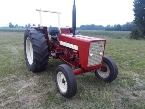 IH 724 | Save money | Tractors, International harvester