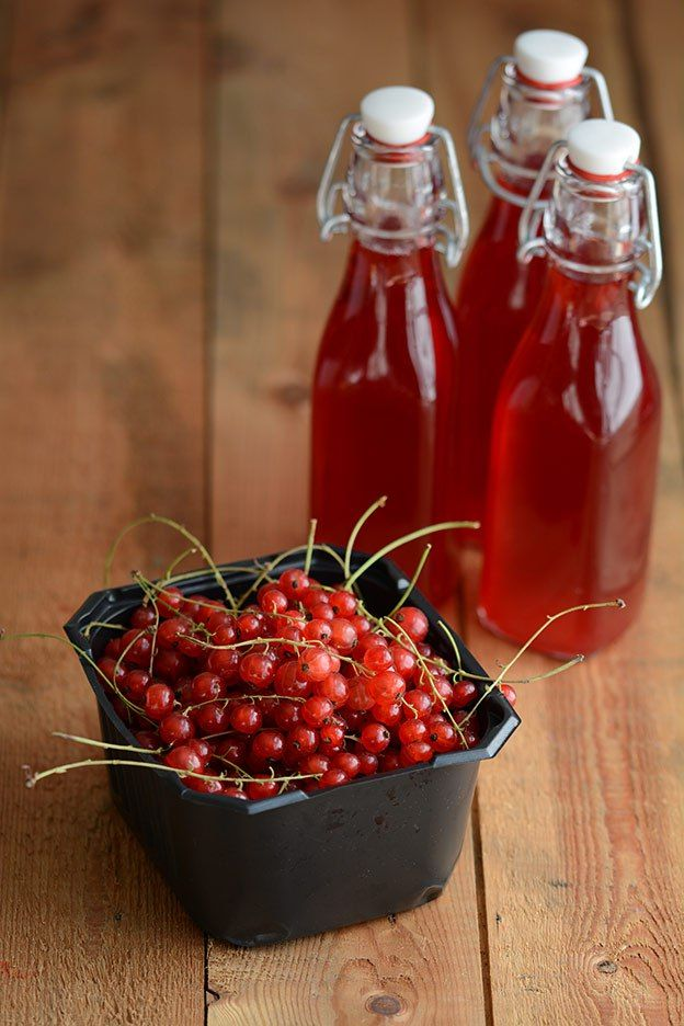 Redcurrant Cordial - This is next on my list :)