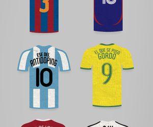 El espíritu de los cínicos: jerseys para gente que no sabe de futbol