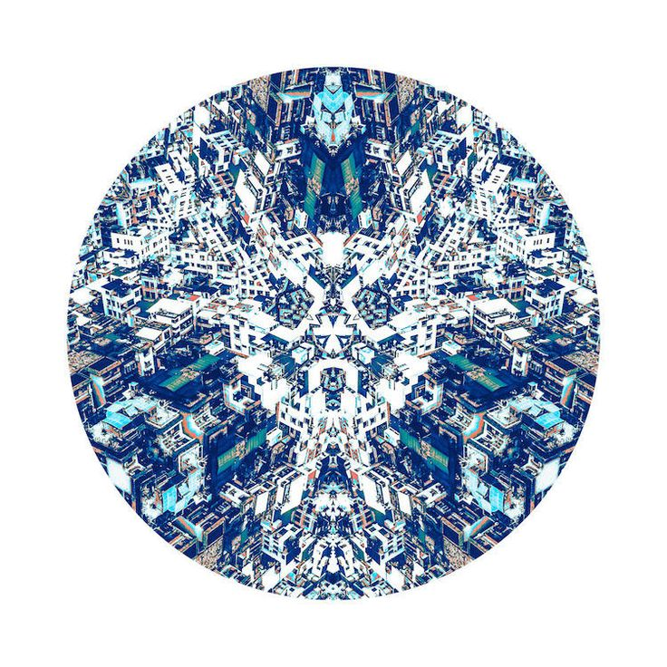 Symmetrical l Rotational l Cityscape