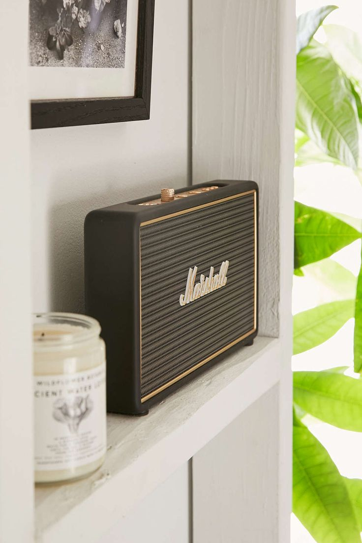 Home for the home marshall fridge - Marshall Stockwell Speaker