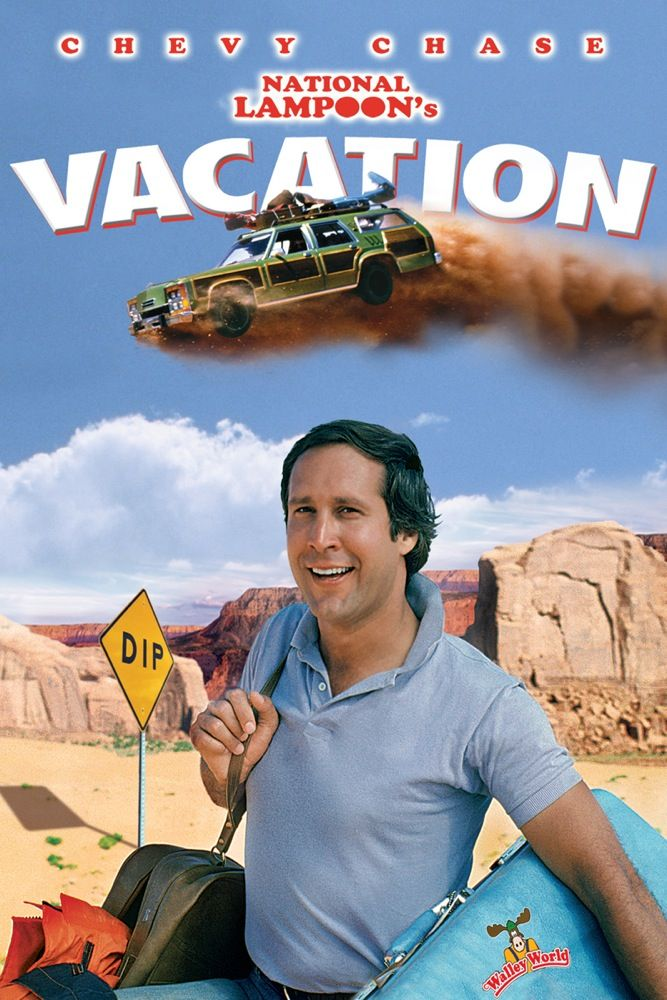 National Lampoon's Vacation...1983...The wacky Griswold clan is hell-bent on getting to their favorite theme park, Walley World. Naturally, Murphy's Law kicks in the minute they embark on their ill-fated cross-country odyssey, leading to run-ins with a motley cast of kooks. Chevy Chase, Beverly D'Angelo, Imogene Coca, Randy Quaid...9,15