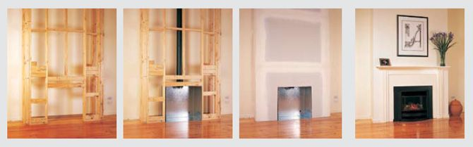 Adding an LPG Gas Fireplace to Your Home