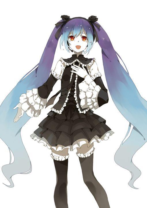 Miku (Vocaloid) #otaku