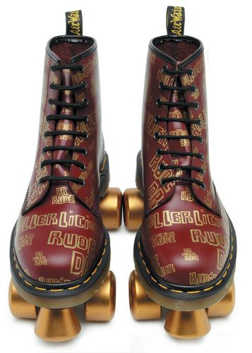 Dr. Martens Rude - why was I not informed these exists. They may just be the best things EVER!