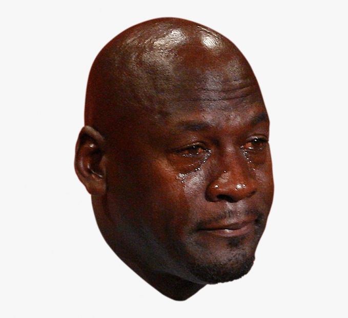 Jordan Face Meme Crying Michael Jordan Poster Michael Jordan Poster