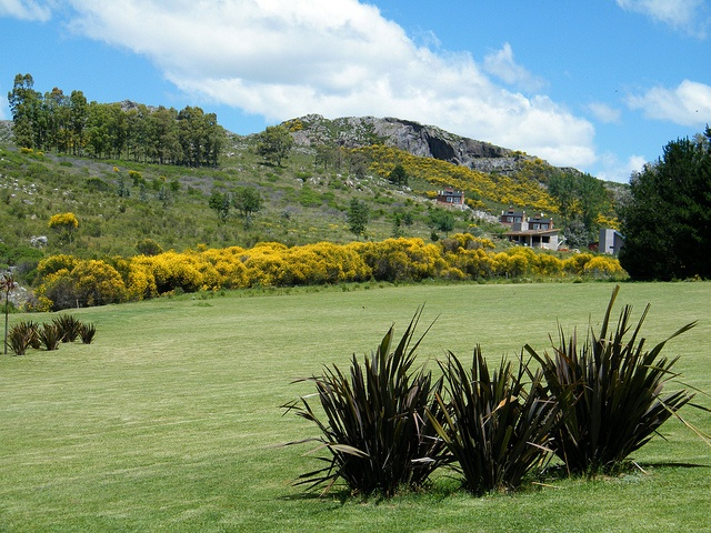 The mountains of Tandil, Argentina
