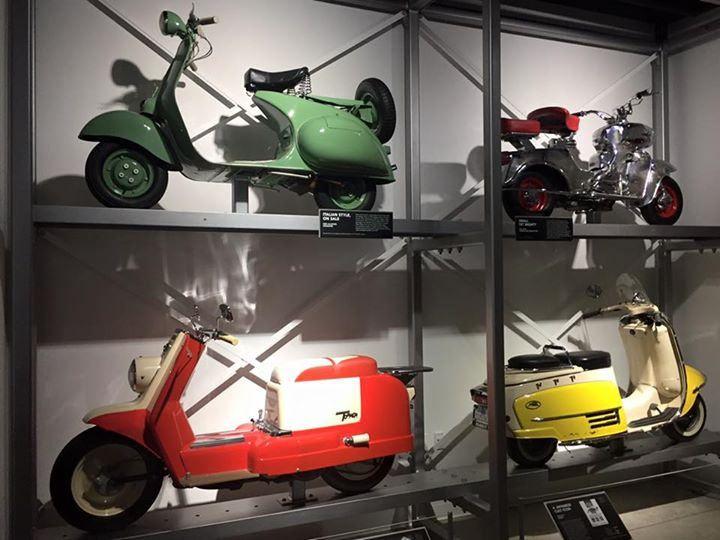 Peterson Automotive Museum - 13  Mopeds.  What a night! #TimAllen, #SharonStone, #LisaKudrow, #RichardRawlings, #DUB, #Brembo, #PetersenMuseum, #TheDrive, #TheDrivewithAlanTaylor, #GalpinAutoSport, #BarrettJackson, #GasMonkeyGarage, #FastNLoud, #ClassicCars, #Motorland  ~ Alan Taylor via Facebook ift.tt/1IxcB7b