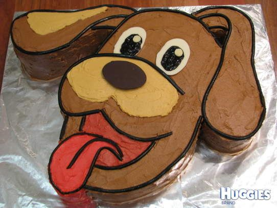 Lachlan loves the Wiggles and Wags in particular.    Cake is a triple batch of homemade butter cake and iced with Vienna Cream with chocolate and licorice to decorate.