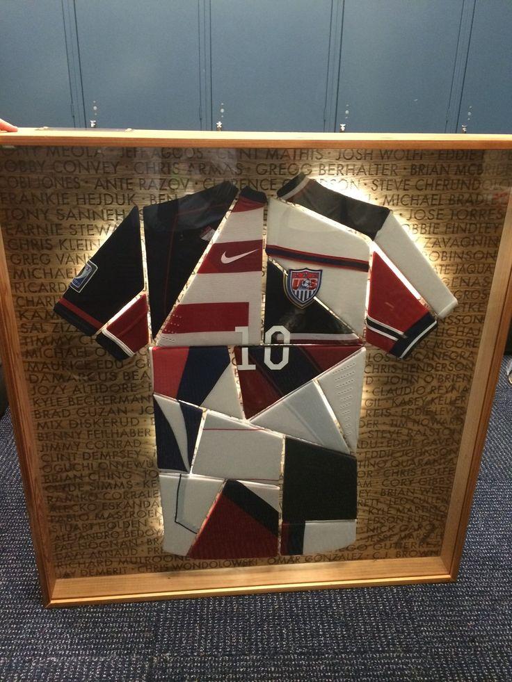 #LegenD: Landon Donovan Lightbox Jersey oct 10/14