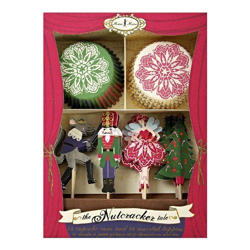 The Nutcracker Christmas Cupcake Kit Meri Meri https://www.amazon.com/dp/1614544484/ref=cm_sw_r_pi_dp_x_0kKqyb2R3NV3Q