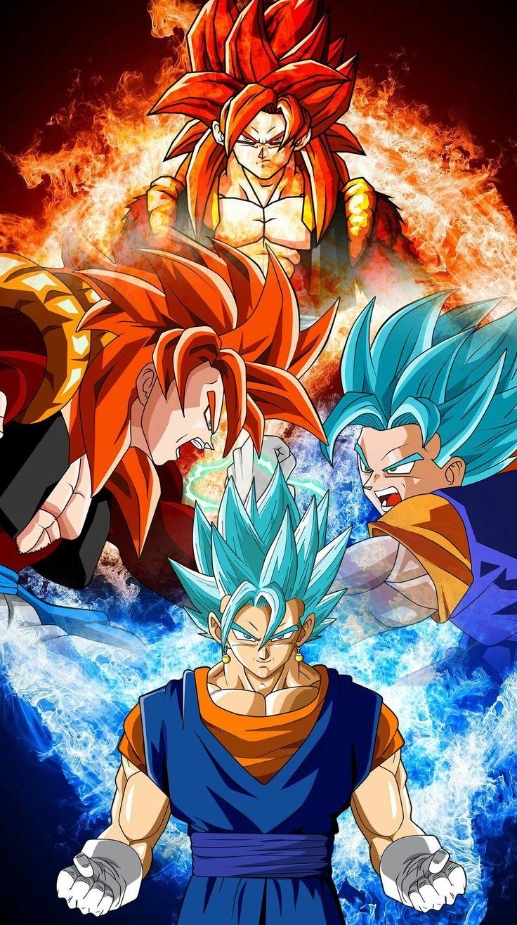 Pin by Lamplanet on GOKU | Anime dragon ball super, Anime