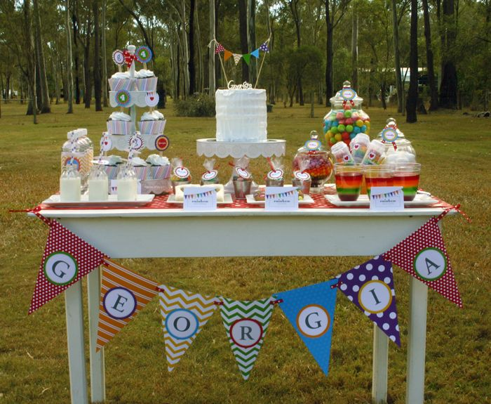 140 Best Somewhere Over The Rainbow Party Images On Pinterest | Rainbow  Parties, Birthday Party Ideas And Rainbow Birthday