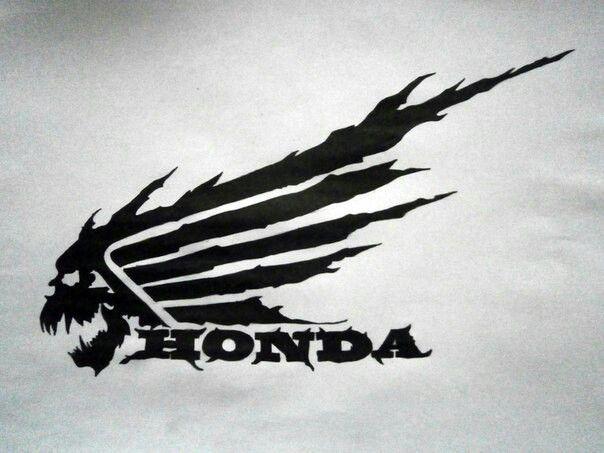 #Honda logo #art