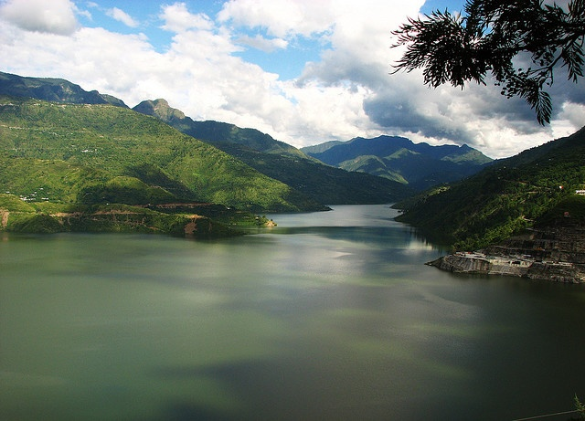 Tehri Lake, Uttarakhand, India