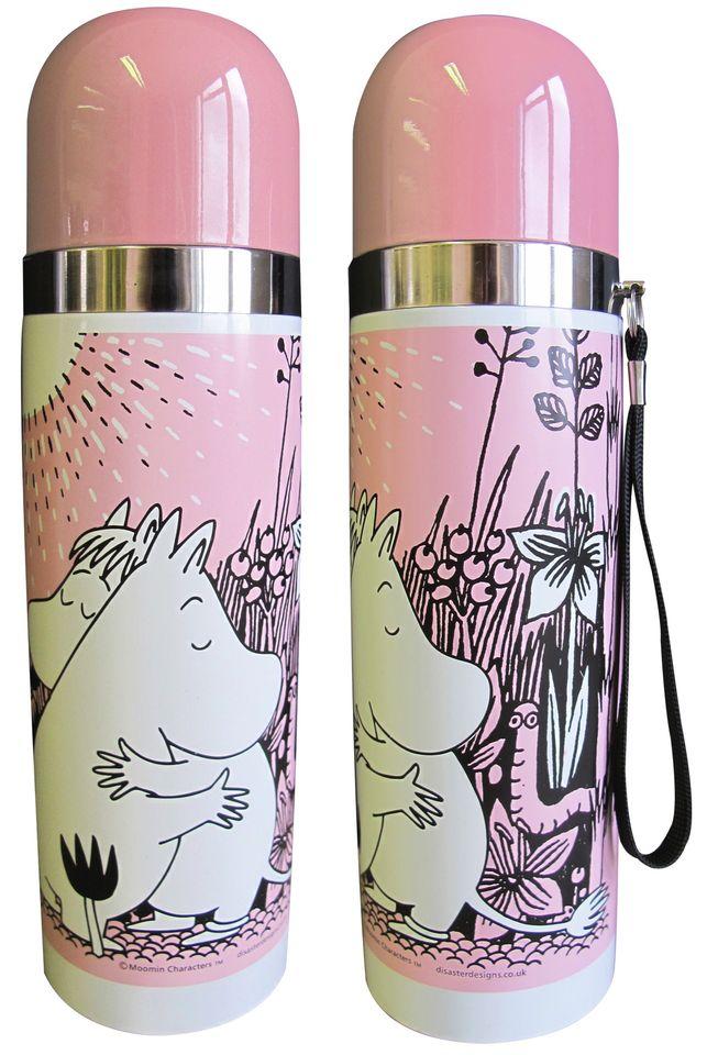 Mumintermos Rosa Love - Lilla Stork