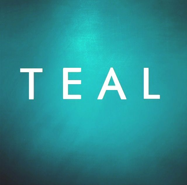 209 best images about color teal color teal on pinterest What color is teal