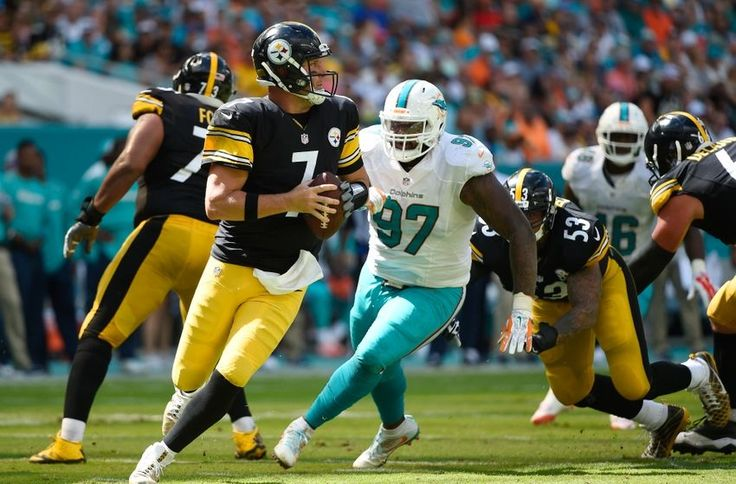 Miami Dolphins vs Pittsburgh Steelers NFL Playoff Wildcard 2017 Live