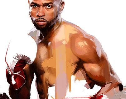 """Check out new work on my @Behance portfolio: """"Boxing: Mike Tyson & Roy Jones Jr."""" http://be.net/gallery/51836865/Boxing-Mike-Tyson-Roy-Jones-Jr"""