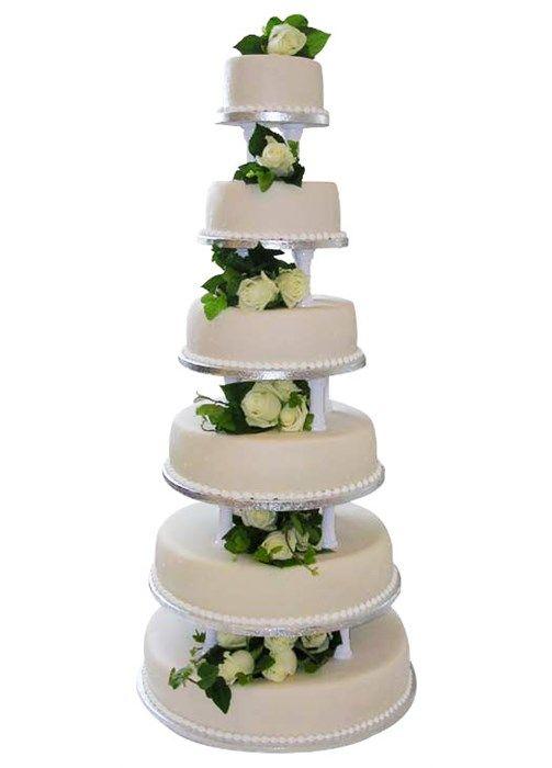 bryllupskage i etager - Google-søgning