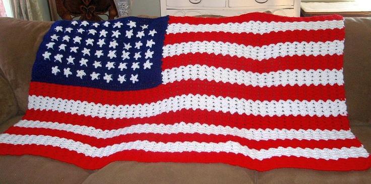 Crochet American Flag Scarf Pattern : 17 Best images about Crochet on Pinterest Free pattern ...