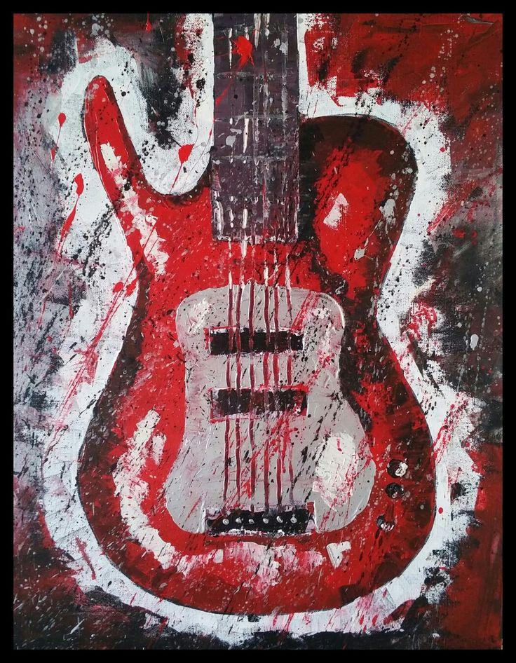 Red string.