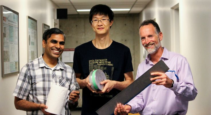 UBC researchers plumb the secrets of tissue paper UBC researchers plumb the…