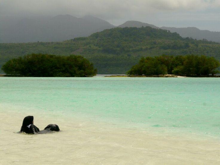 Beautiful Pombo Island