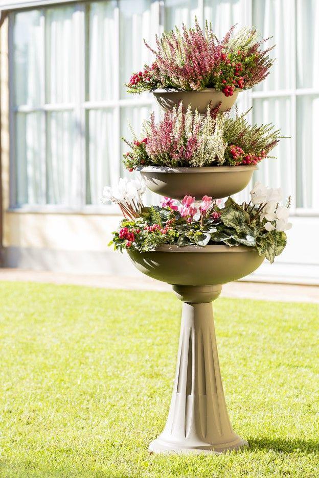 Vasi di design per interni vaso vasi resina moderno for Vasi arredo interno