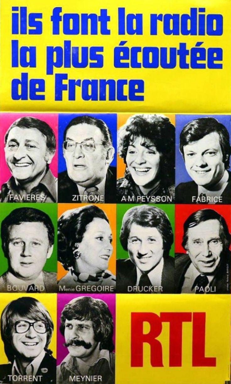 RTL - Ils font la radio la plus écoutée de France.
