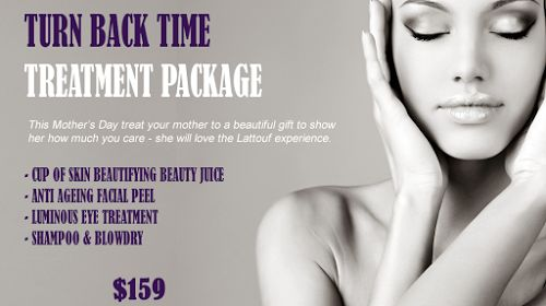 Turn Back Time Treatment Package