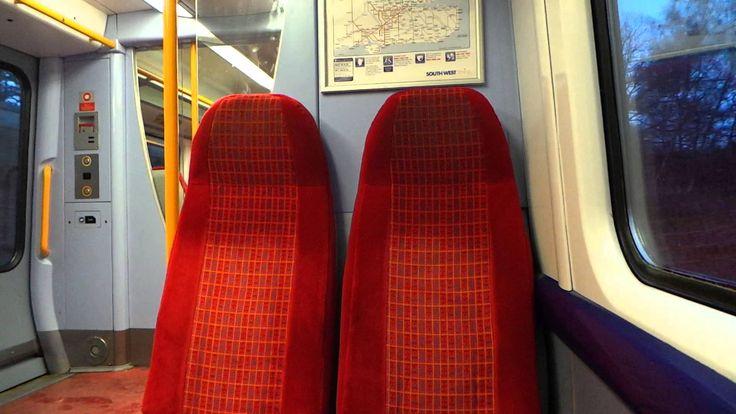 South West Trains|2C58| Class 458, 458010: Sunningdale - Egham