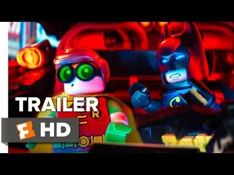 The LEGO Batman Movie - Comic-Con Trailer [HD] - YouTube  //  nananana batmaan   tags : animation animacion 3d cgi