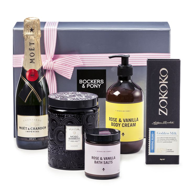 Relax Gift Hamper   Mothers Day Hampers   Gifts For Her