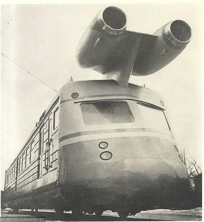 Slavorum » Slavic community & forum! » Soviet reactive locomotives
