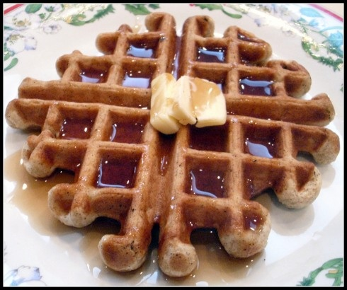 Waffles and Breakfast on Pinterest