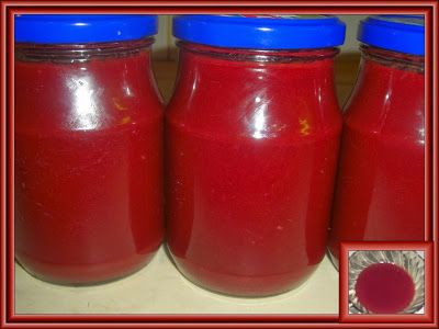 Kouzelná vařečka: Švestkový kečup