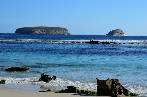 Smooth Rocks Islands Bremer Bay