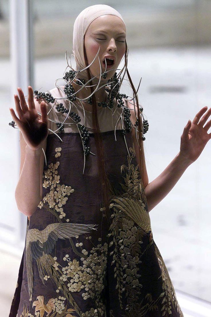 Alexander McQueen Asylum Show (Vogue.co.uk)