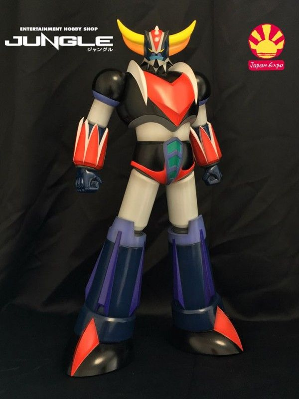 ToyzMag.com » Goldorak exclu Japan Expo 2016 : nouvelles images (3 exclu ToyzMag)