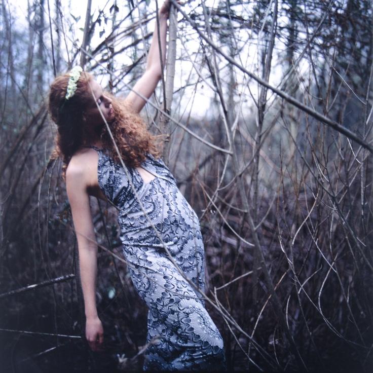 "OUTTAKE: Mina Art SS 12 for ""I follow rivers"" by Elena Vaninetti & Salvatore Vitale"