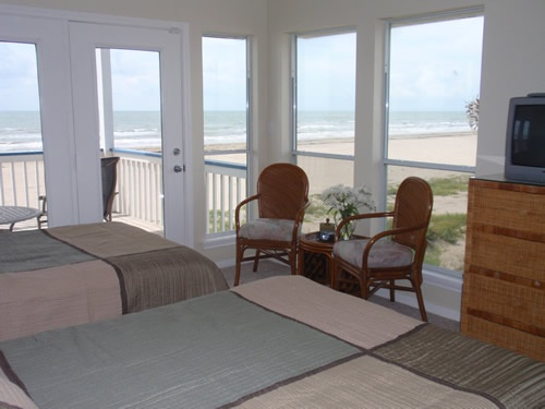 Galveston Beach House Rental - Emma's Fancy