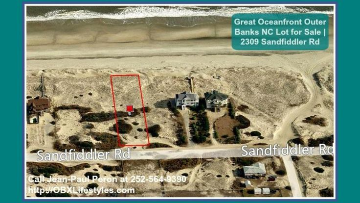 9 best Great Oceanfront Outer Banks NC Lot for Sale 2309