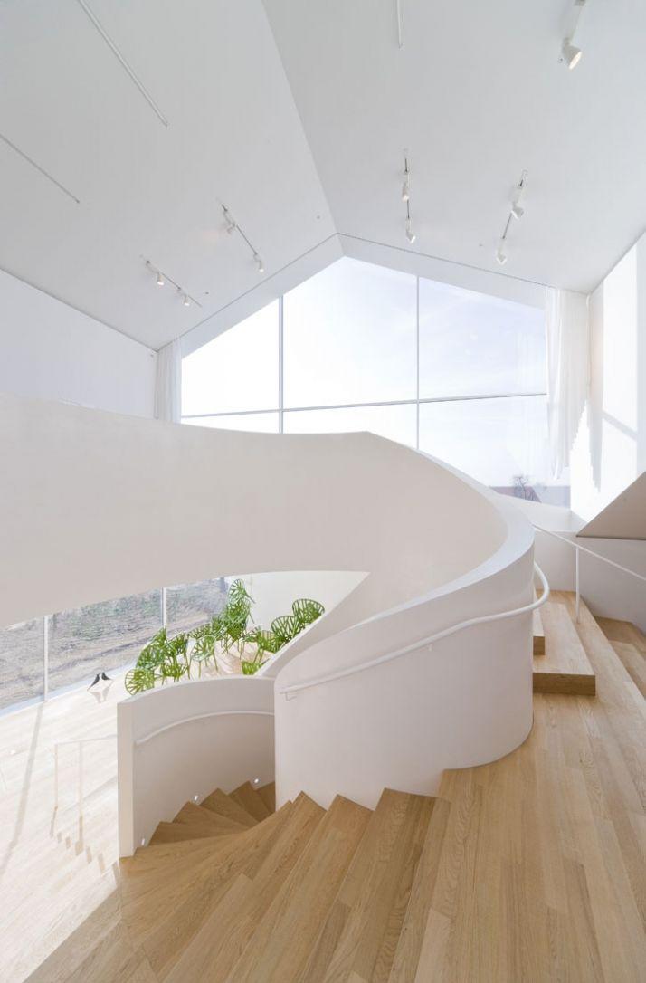 30 best Architecture images on Pinterest Contemporary architecture - interieur design neuen super google zentrale