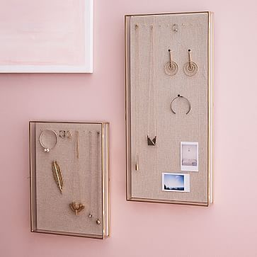Glass Shadow Box Wall Display Cases #westelm