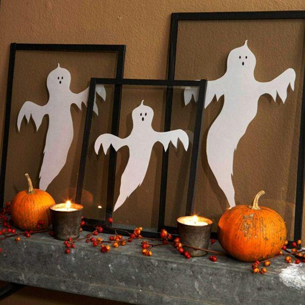 Dekoration, Halloween and Fur on Pinterest