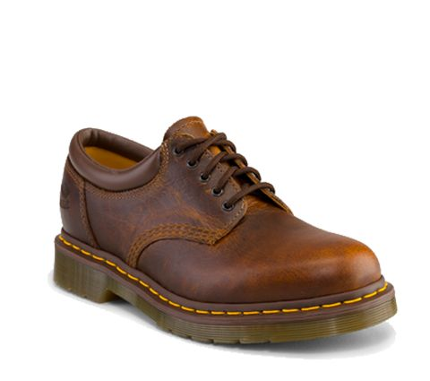 Dr Martens 8053 TAN HARVEST - Doc Martens Boots and Shoes