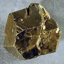 Železný pyrit