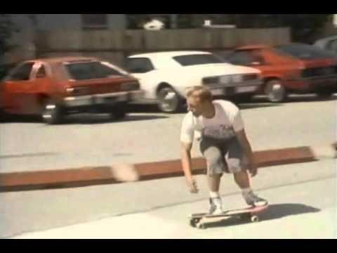 Natas Kaupas - Santa Cruz Wheels of Fire (1987) // High Quality - YouTube