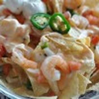 Red Lobster Shrimp Nachos | appetizers | Pinterest